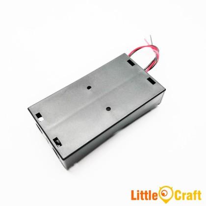 18650 Double Cell Two Slot 3.7V Battery Holder