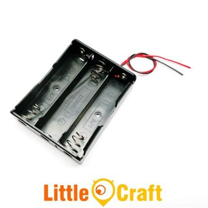 18650 Three Cell Three Slot 3.7V Battery Holder