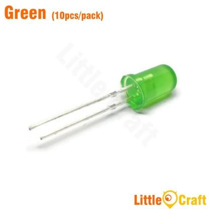 5MM Round Head LED (10pcs/pack)