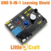 Arduino Uno 9 in 1 Learning Shield