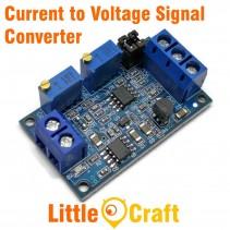 4-20mA to 0-3.3V 0-5V 0-10V Signal Converter - Current to Voltage