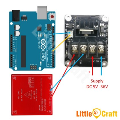 PWM 20A MOS Isolated Relay/ DC SSR