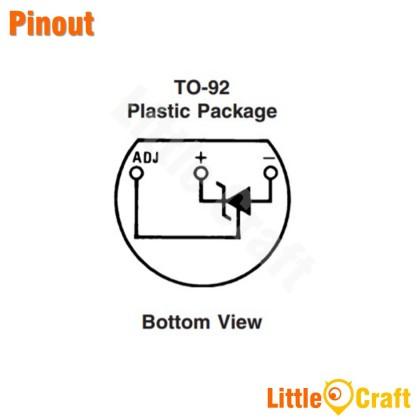 LM336Z25 2.5V Shunt Regulator [TO-92]