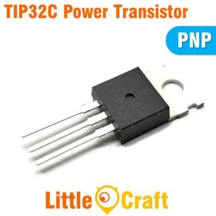 TIP32C PNP Power Transistor [TO-220]