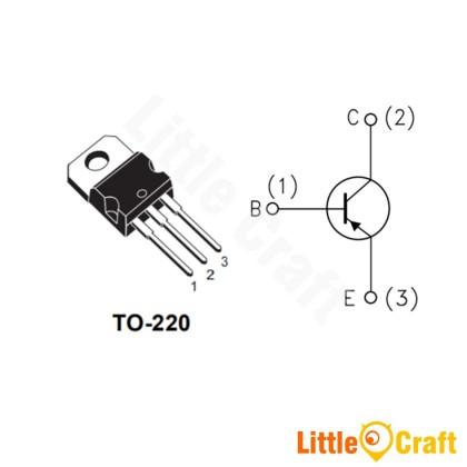TIP42C PNP Power Transistor [TO-220]