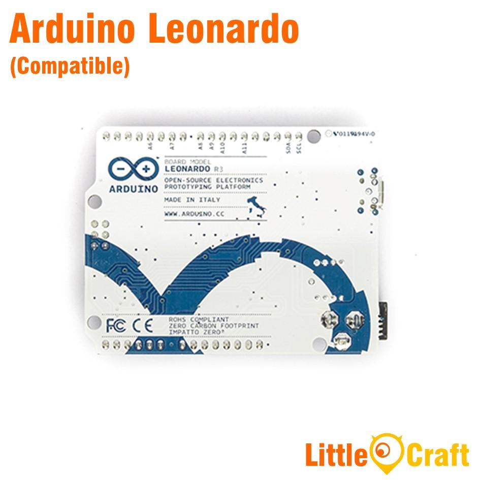 Arduino Leonardo Compatible With USB Cable