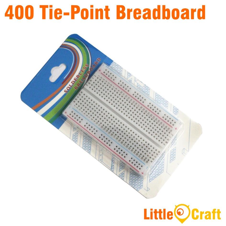 400 Tie-Point Breadboard