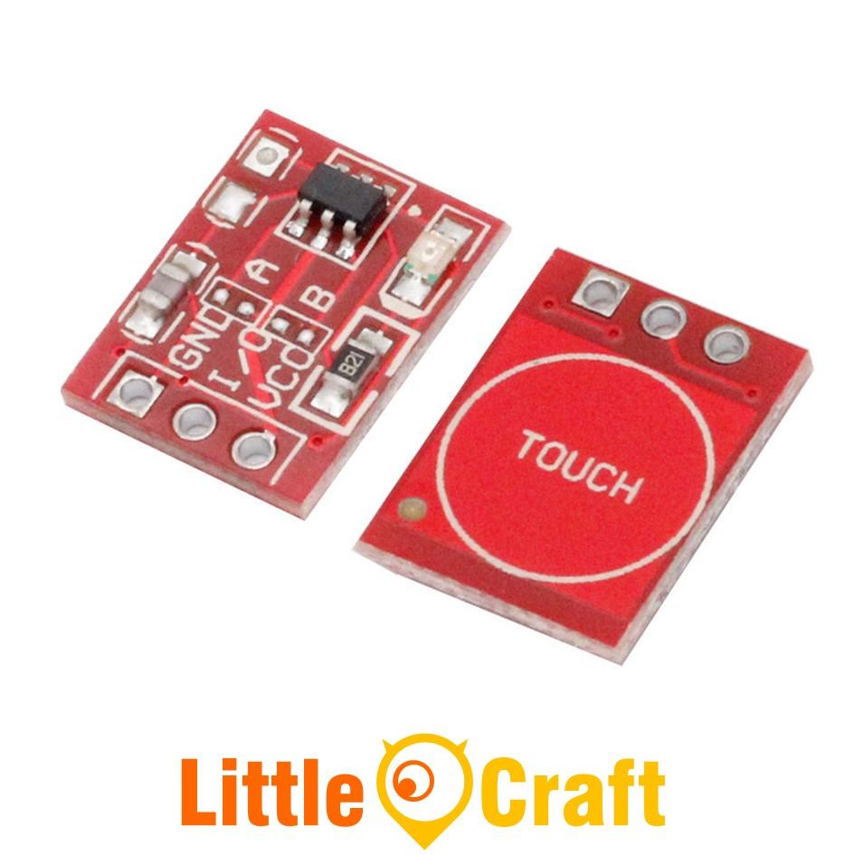 TTP223 Capacitive Touch Sensor Button
