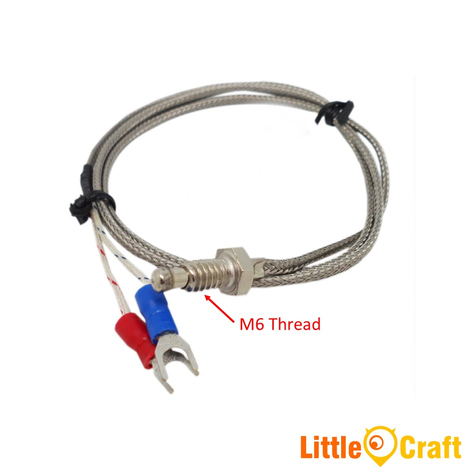 MAX6675 Temperature Sensor Module With Type K Thermocouples