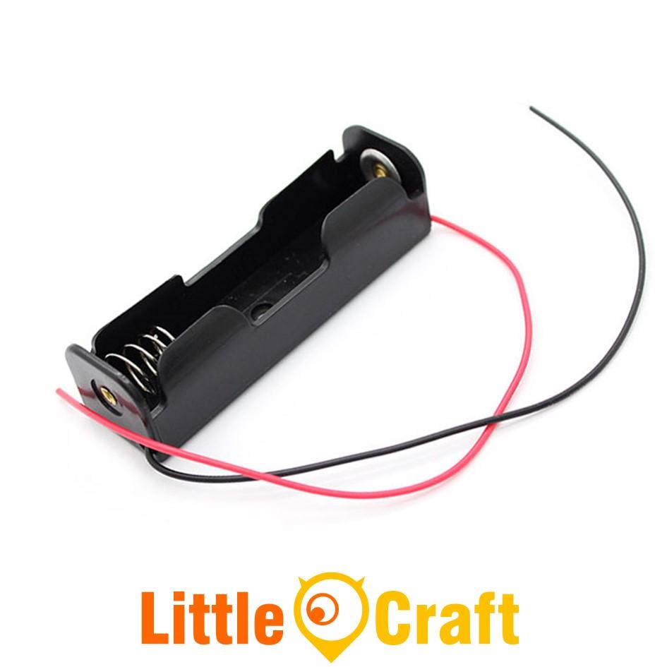 18650 Single Cell One Slot 3.7V Battery Holder