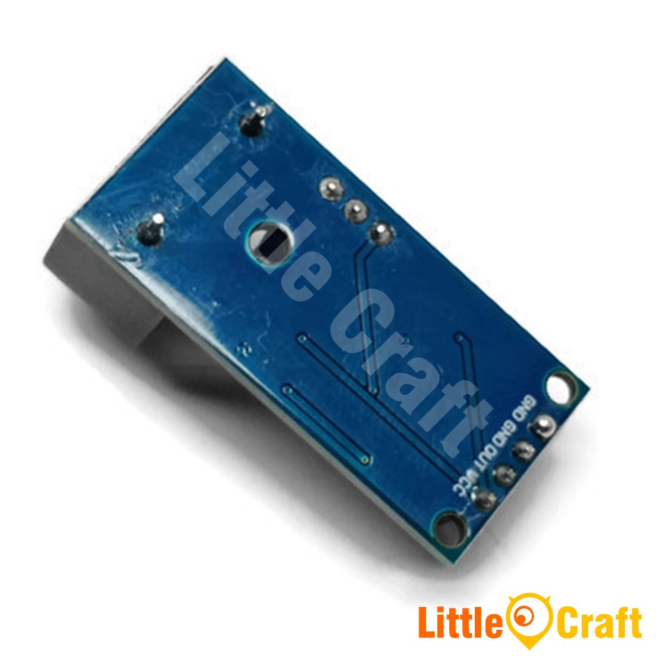 5A AC Current Sensor Transducer Module Build In Comparator Digital Output