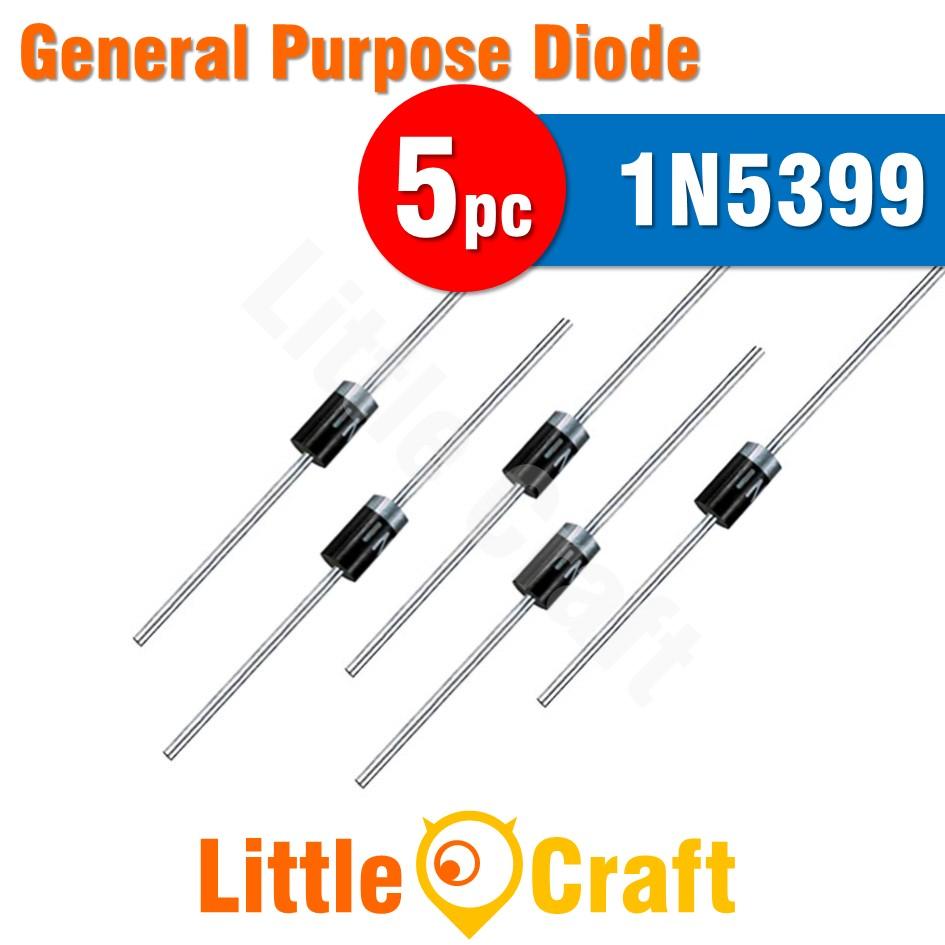 5pcs 1N5399 Diode General Purpose