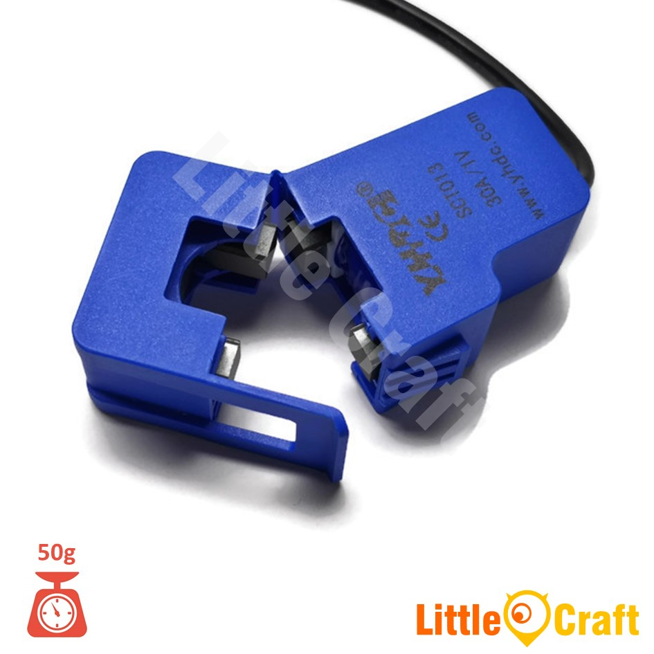 SCT-013 30A Non-Invasive AC Current Sensor Clamp Sensor