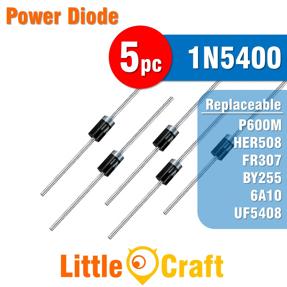 5pcs 1N5400 Diode Power Diode